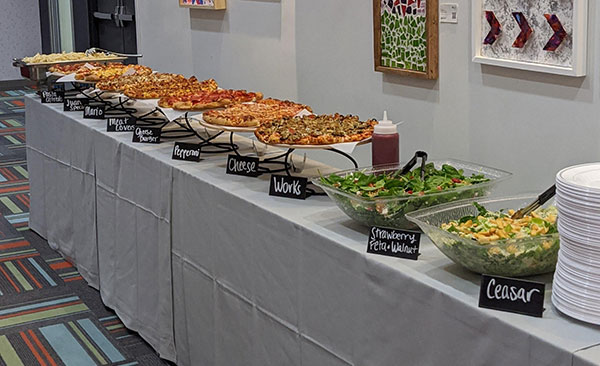 Catering Overview