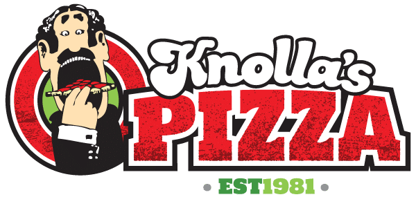 Knollas Pizza Logo